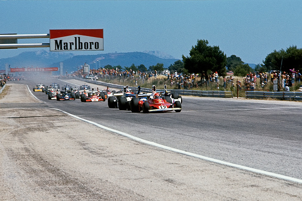 France「Niki Lauda, Grand Prix Of France」:写真・画像(1)[壁紙.com]