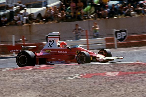 Ferrari「Niki Lauda, Grand Prix Of France」:写真・画像(1)[壁紙.com]