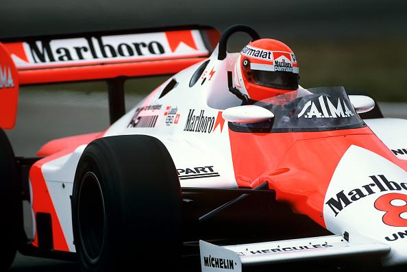 Netherlands「Niki Lauda, Grand Prix Of Netherlands」:写真・画像(0)[壁紙.com]