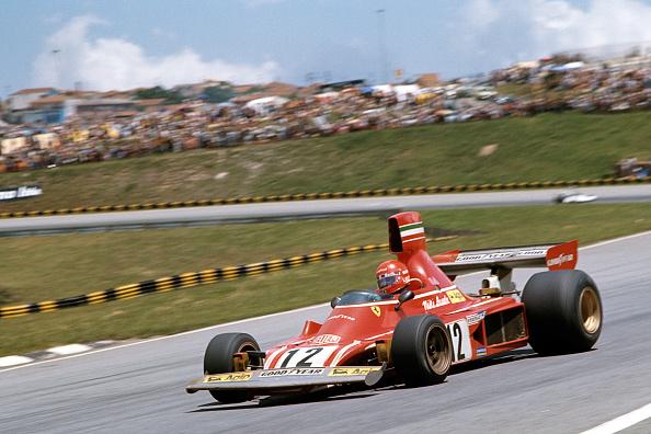 Ferrari「Niki Lauda, Grand Prix Of Brazil」:写真・画像(2)[壁紙.com]
