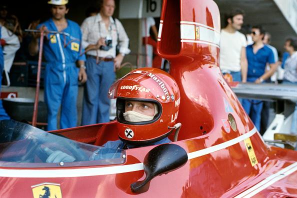 Ferrari「Niki Lauda, Grand Prix Of Spain」:写真・画像(15)[壁紙.com]