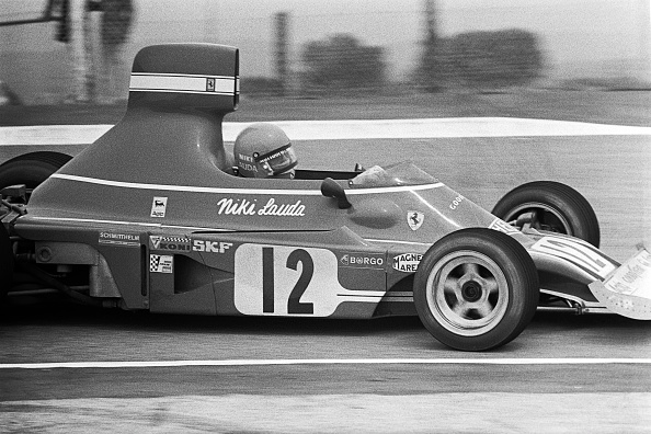Ferrari「Niki Lauda, Grand Prix Of Spain」:写真・画像(9)[壁紙.com]
