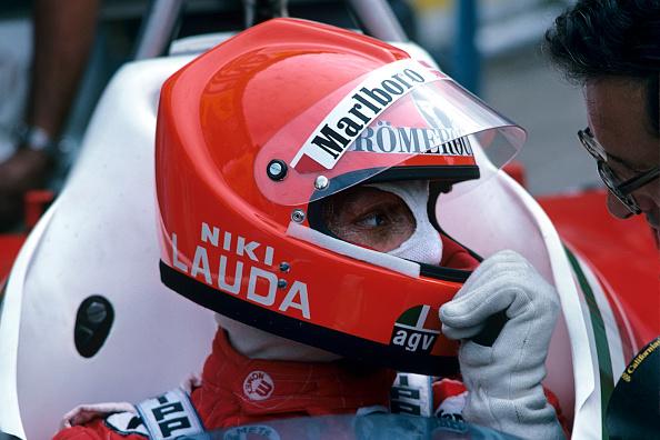Motorsport「Niki Lauda, Mauro Forghieri, Grand Prix Of Italy」:写真・画像(14)[壁紙.com]