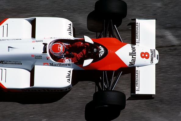 McLaren F1 Team「Niki Lauda, Grand Prix Of Brazil」:写真・画像(17)[壁紙.com]