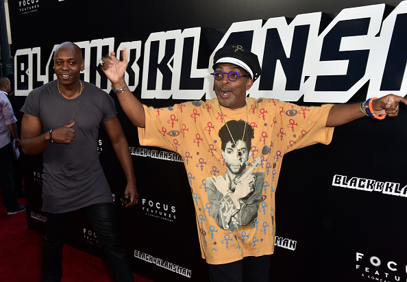 "BlacKkKlansman「Premiere Of Focus Features' ""BlacKkKlansman"" - Arrivals」:写真・画像(1)[壁紙.com]"