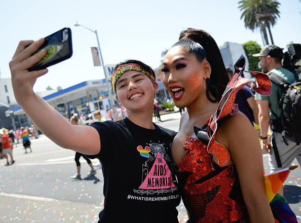 Photography Themes「LA Pride 2019」:写真・画像(5)[壁紙.com]