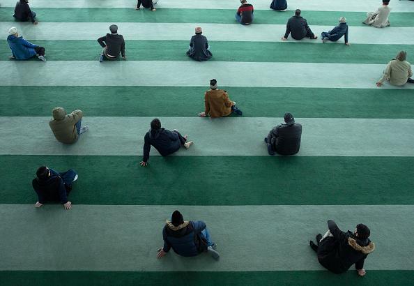 Religion「Friday Prayers At The Baitul Futuh Mosque」:写真・画像(9)[壁紙.com]
