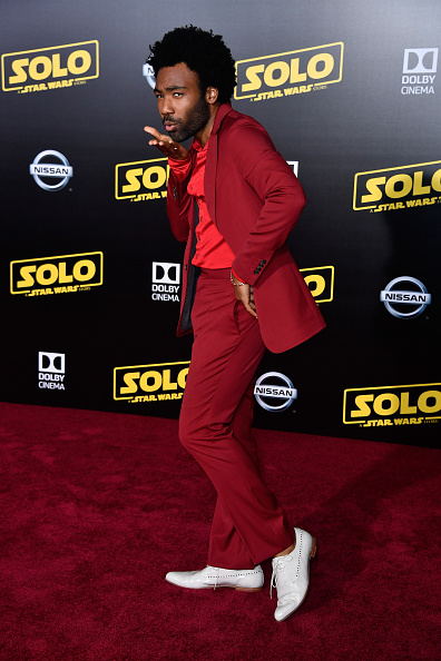 Frazer Harrison「Premiere Of Disney Pictures And Lucasfilm's 'Solo: A Star Wars Story' - Arrivals」:写真・画像(17)[壁紙.com]