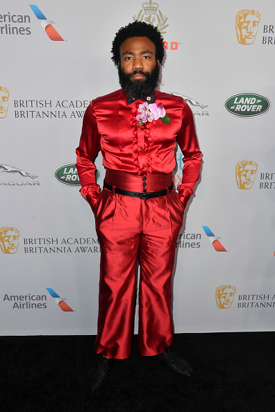 Ruffled Shirt「2019 British Academy Britannia Awards presented by American Airlines and Jaguar Land Rover - Arrivals」:写真・画像(10)[壁紙.com]