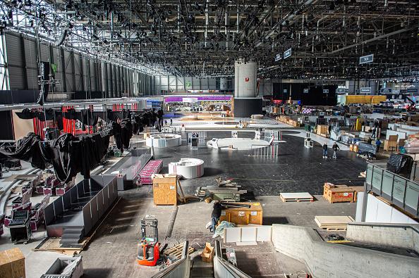 Exhibition「Geneva Auto Show Cancelled Due To Coronavirus Fears」:写真・画像(10)[壁紙.com]
