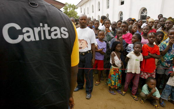 Bedding「Caritas Delivers Aid to Liberia's Displaced」:写真・画像(5)[壁紙.com]