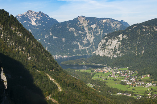 Dachstein Mountains「Gondola in Austrian Alps」:スマホ壁紙(18)