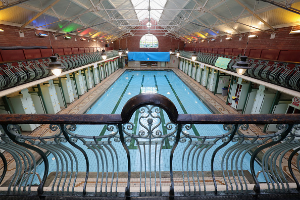Edwardian Style「Historic British Swimming Baths」:写真・画像(19)[壁紙.com]