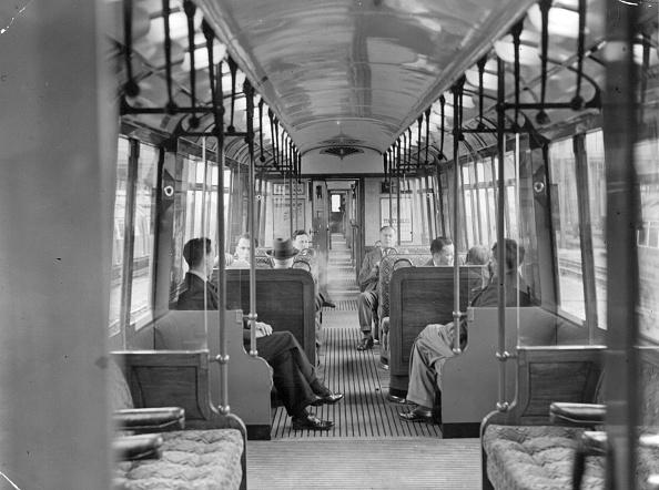Railroad Car「London Transport」:写真・画像(13)[壁紙.com]