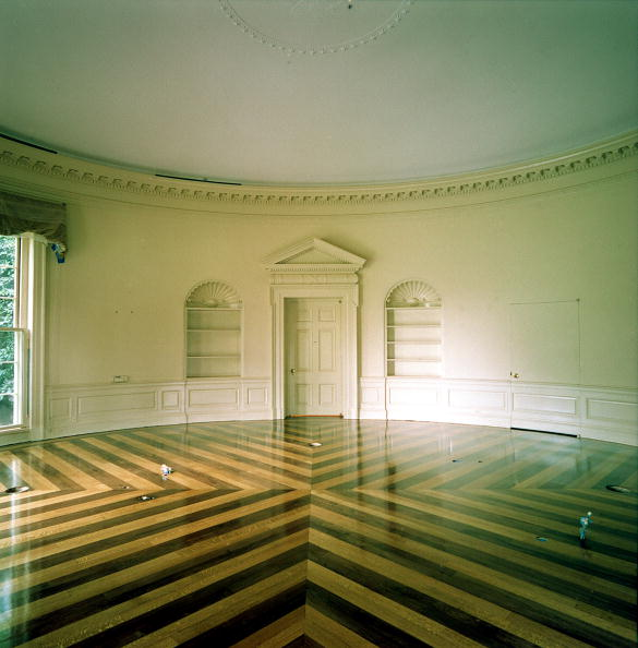 Renovation「Renovation to Oval Office at White House」:写真・画像(9)[壁紙.com]