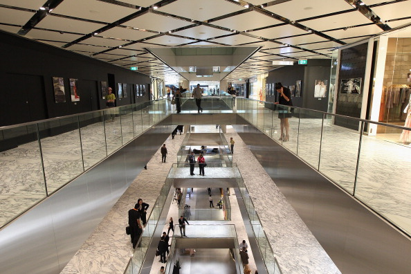 Westfield Group「Westfield Sydney Shopping Complex Launches Stage One」:写真・画像(5)[壁紙.com]