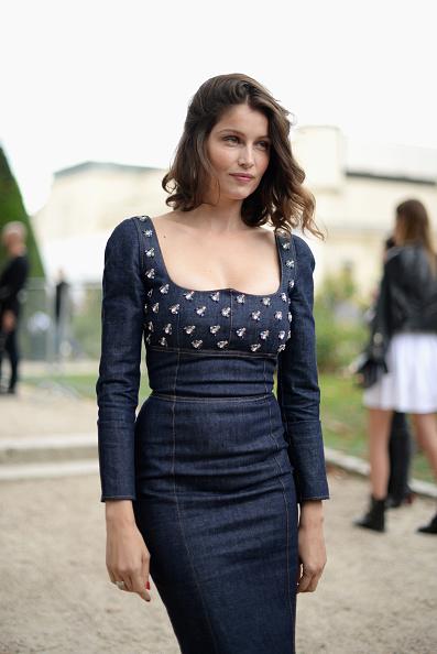 ストリートスナップ「Christian Dior : Street Style - Paris Fashion Week Womenswear Spring/Summer 2017」:写真・画像(8)[壁紙.com]