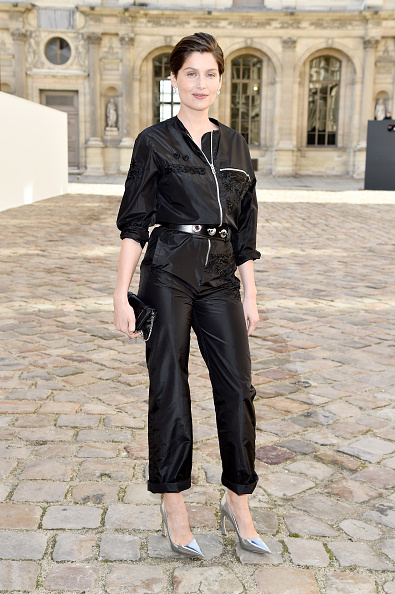 Silk「Christian Dior : Outside Arrivals  - Paris Fashion Week Womenswear Fall/Winter 2015/2016」:写真・画像(8)[壁紙.com]