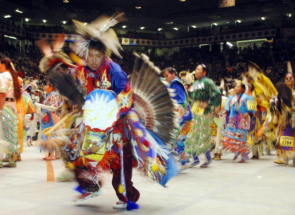 Phillippe Diederich「Gathering Of Nations Powow Held In Albuquerque」:写真・画像(3)[壁紙.com]