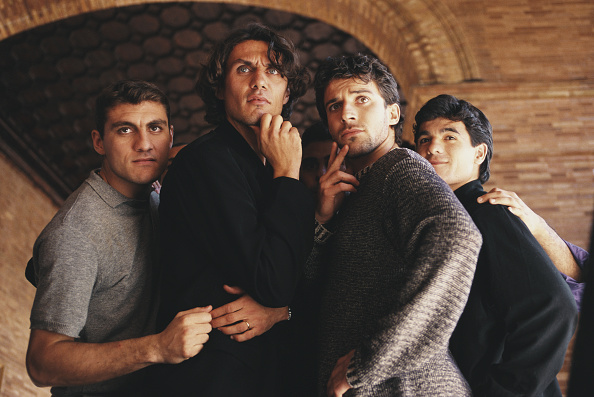 1999「Paolo Maldini」:写真・画像(2)[壁紙.com]