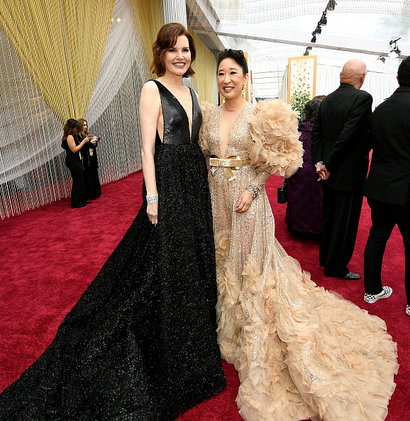Beige「92nd Annual Academy Awards - Red Carpet」:写真・画像(17)[壁紙.com]