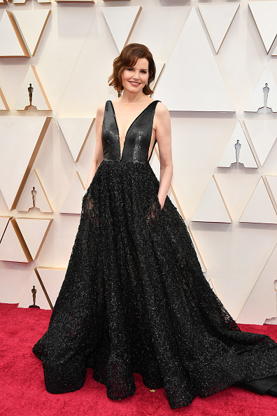 Geena Davis「92nd Annual Academy Awards - Arrivals」:写真・画像(9)[壁紙.com]