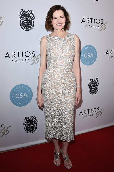 Geena Davis「Casting Society Of America's Artios Awards - Arrivals」:写真・画像(16)[壁紙.com]