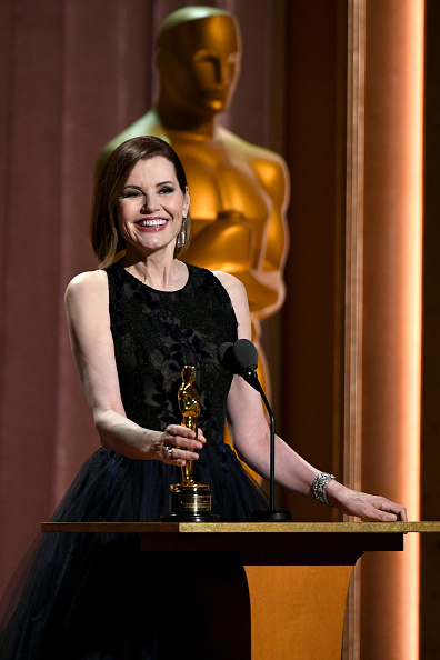 Geena Davis「Academy Of Motion Picture Arts And Sciences' 11th Annual Governors Awards - Show」:写真・画像(6)[壁紙.com]