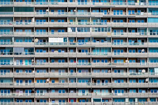 Equality「Austria, Vienna, detail of an apartment building」:スマホ壁紙(3)