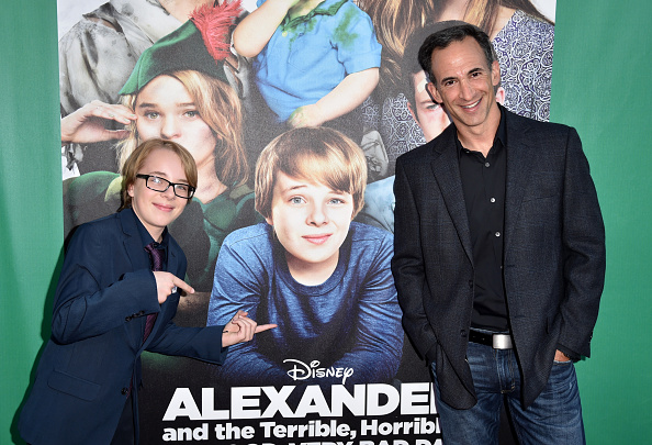"El Capitan Theatre「Premiere Of Disney's ""Alexander And The Terrible, Horrible, No Good, Very Bad Day"" - Red Carpet」:写真・画像(13)[壁紙.com]"