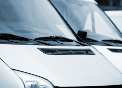 Car Dealership「Front part of vans」:スマホ壁紙(1)