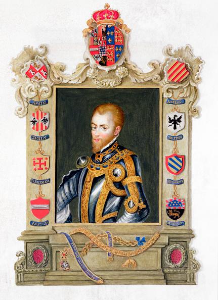 Patriotism「Philip II King Of Spain 16th Century (1825)」:写真・画像(10)[壁紙.com]