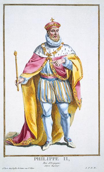 Color Image「Philip II King Of Spain (1780)」:写真・画像(5)[壁紙.com]