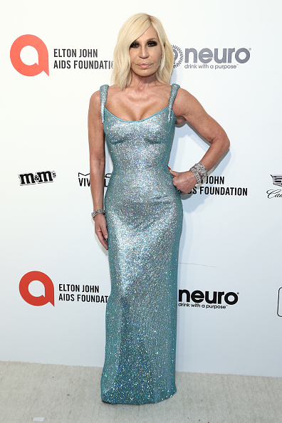 Blue Dress「IMDb LIVE Presented By M&M'S At The Elton John AIDS Foundation Academy Awards Viewing Party」:写真・画像(19)[壁紙.com]