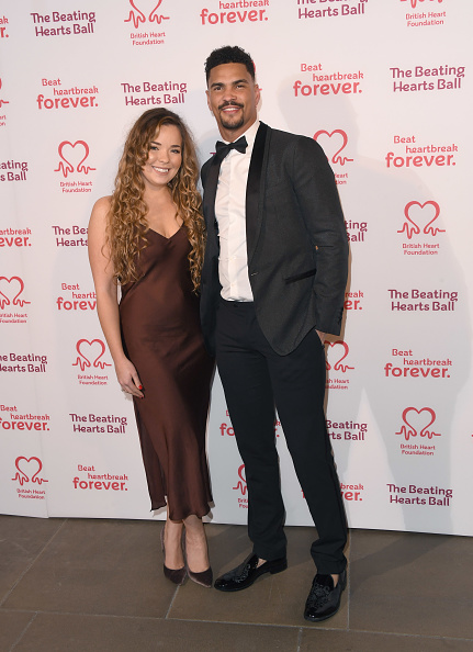 Anthony Ogogo「British Heart Foundation Beating Hearts Ball - Red Carpet ARrivals」:写真・画像(4)[壁紙.com]