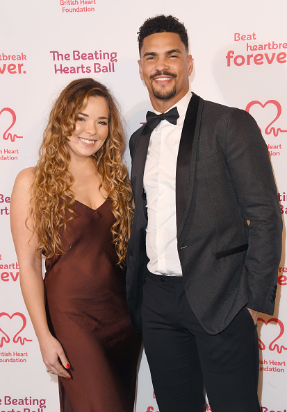Anthony Ogogo「British Heart Foundation Beating Hearts Ball - Red Carpet ARrivals」:写真・画像(1)[壁紙.com]