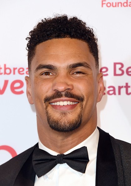 Anthony Ogogo「British Heart Foundation Beating Hearts Ball - Red Carpet ARrivals」:写真・画像(5)[壁紙.com]