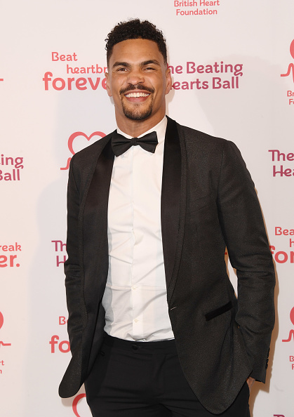 Anthony Ogogo「British Heart Foundation Beating Hearts Ball - Red Carpet ARrivals」:写真・画像(2)[壁紙.com]