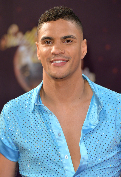 "Anthony Ogogo「""Strictly Come Dancing 2015"" - Red Carpet Launch」:写真・画像(13)[壁紙.com]"