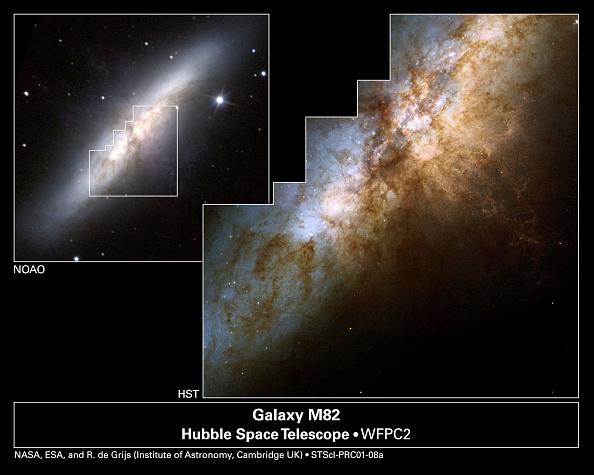 Hubble Space Telescope「Hubble Telescope Image of Star Formation」:写真・画像(8)[壁紙.com]