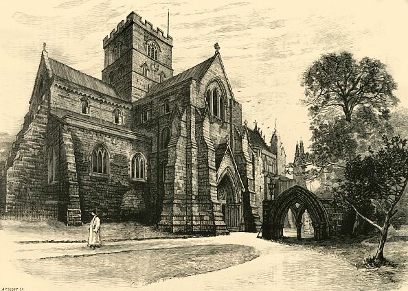 Footpath「Carlisle Cathedral」:写真・画像(14)[壁紙.com]
