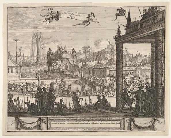 T 「The Court Of The Great Mogul (T Hof Vanden Grooten Mogol)」:写真・画像(14)[壁紙.com]