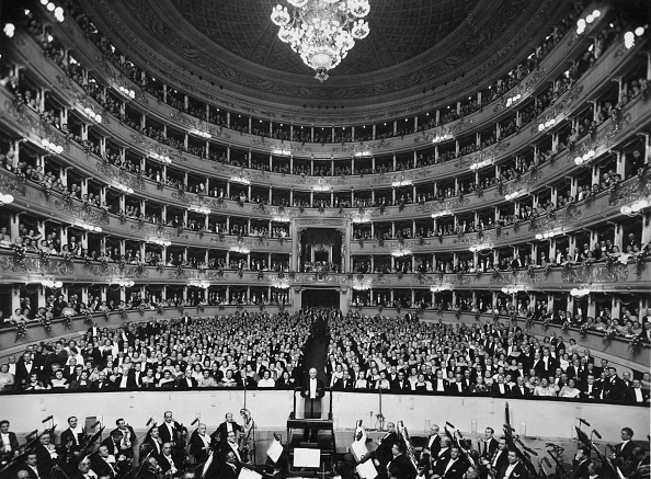 Milan「De Sabata At La Scala」:写真・画像(17)[壁紙.com]