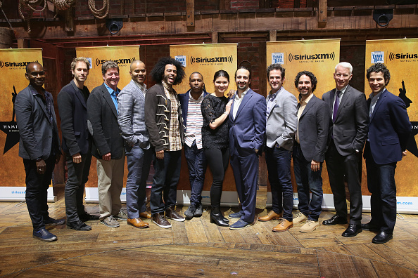 Chris Jackson「SiriusXM Town Hall With HAMILTON 2016 Tony Award Nominees」:写真・画像(14)[壁紙.com]