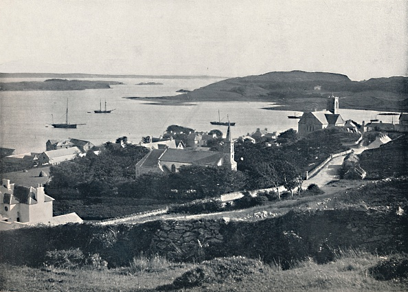 County Donegal「Killybegs - Looking Over The Village And The Bay」:写真・画像(13)[壁紙.com]