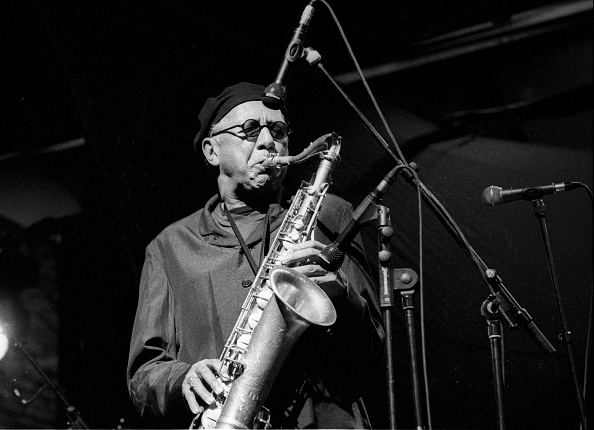 Drinking Glass「Charles Lloyd, Brecon Jazz Festival, Powys, Wales, August 2000」:写真・画像(8)[壁紙.com]