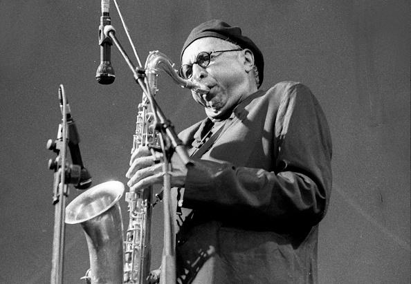 Saxophonist「Charles Lloyd, Brecon Jazz Festival, Powys, Wales, August 2000」:写真・画像(7)[壁紙.com]