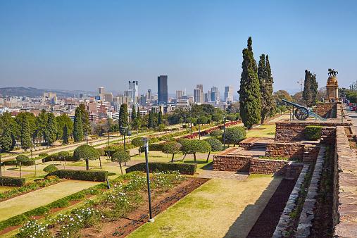 Pretoria「Pretoria city skyline and parklands」:スマホ壁紙(9)