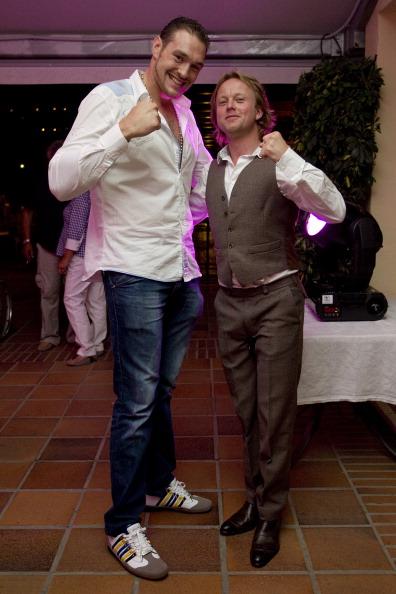 Tyson Fury「Max Clifford's Celebrity Golf Challenge Fund-Raising Weekend At The La Cala Resort」:写真・画像(16)[壁紙.com]