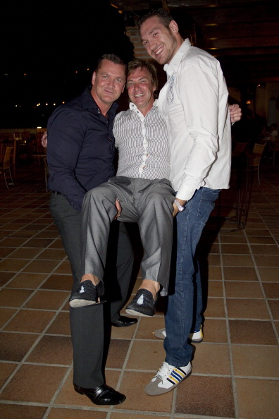 Tyson Fury「Max Clifford's Celebrity Golf Challenge Fund-Raising Weekend At The La Cala Resort」:写真・画像(13)[壁紙.com]